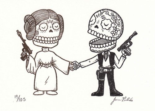 Star-Wars-Mexican-Traditional-Art-2-500x356