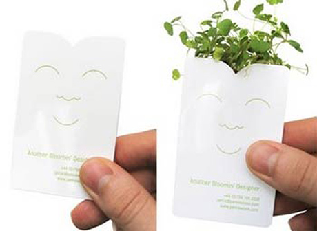 businesscards-plants