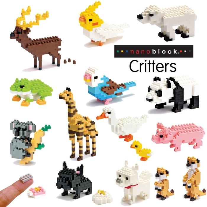 Critters-nanoblock copy