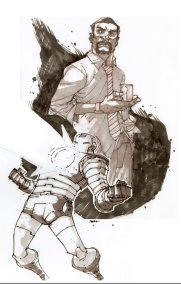 Iron_Man_by_Kweli