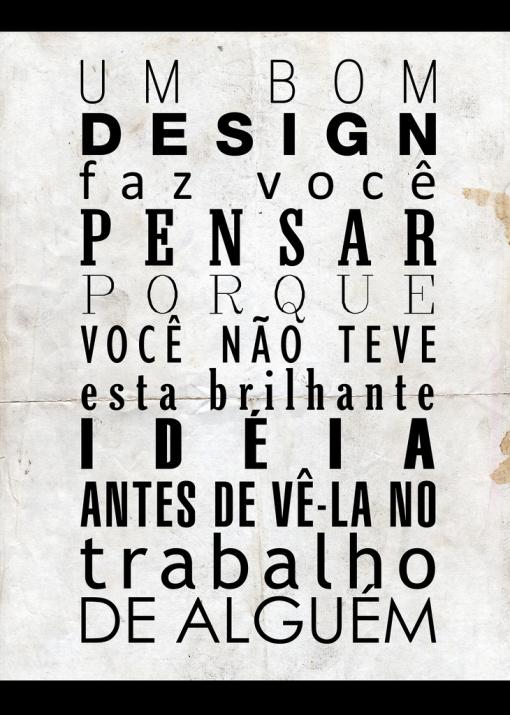 um-bom-design