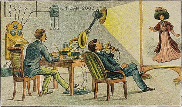 CorrespondenceCinema-Phonograph-Telegraphic