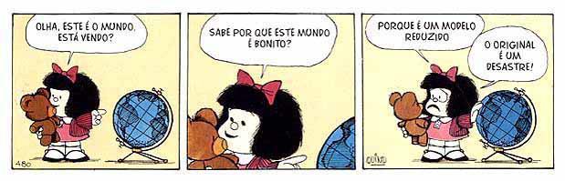 ´tirinha mafalda