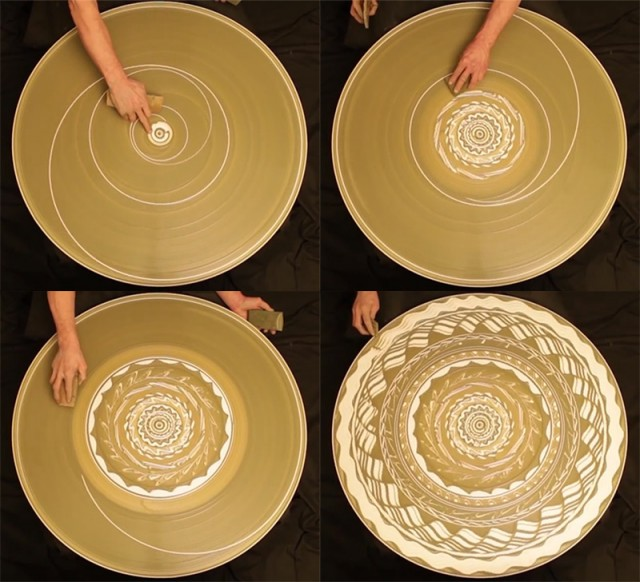Mosaic-of-Patterns-Drawn-on-a-Potters-Wheel-5-640x582