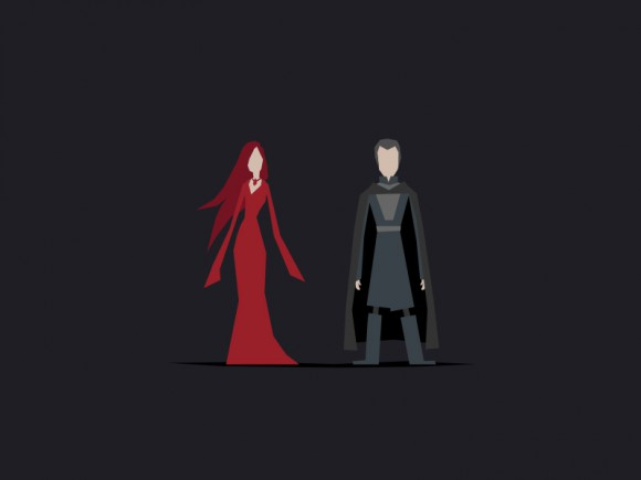 Jerry-Liu-Game-of-Thrones-Fan-art-red-stannis-580x435
